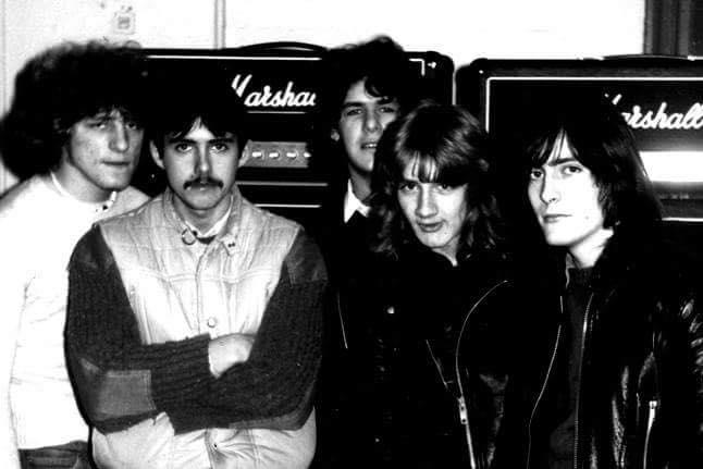 Salem - w Paul Conyers 1982