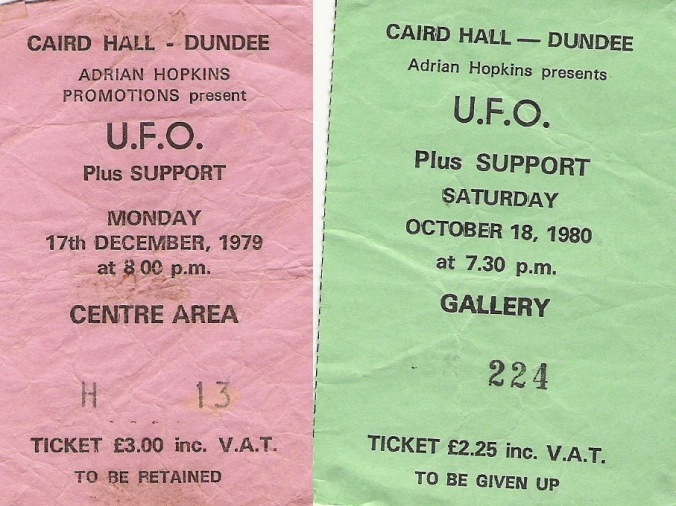 UFO x 3