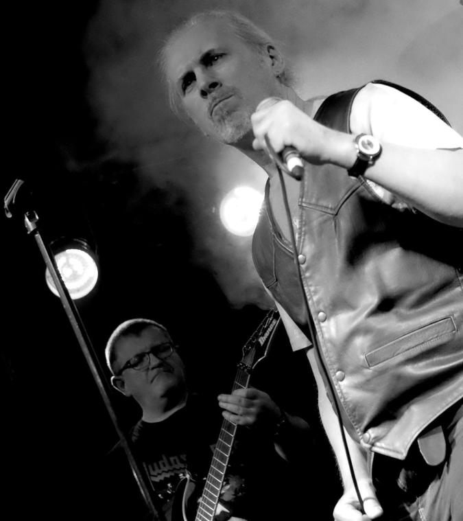 TEESSIDE POWER – with Millennium frontman Mark Duffy | ALIKIVI