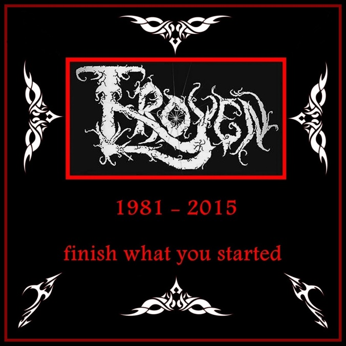 Finish What You Started CD Cover
