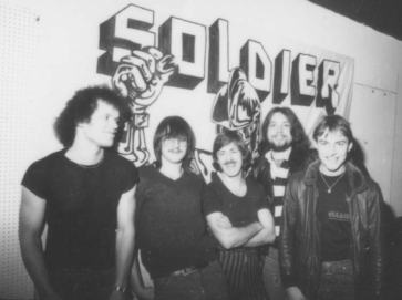 Sheralee Lineup-1982-early