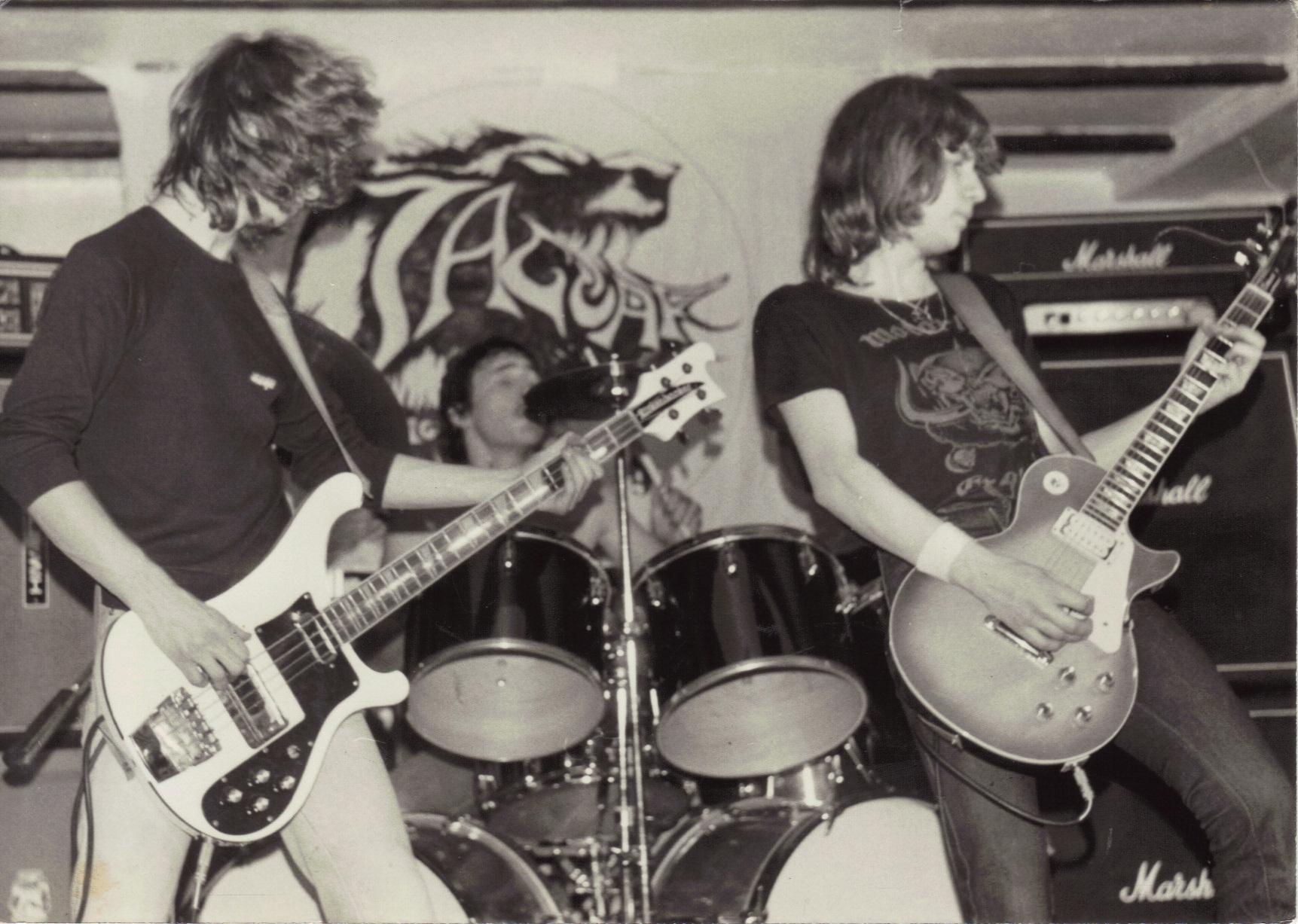 Jaguar Stratford Upon Avon 1981