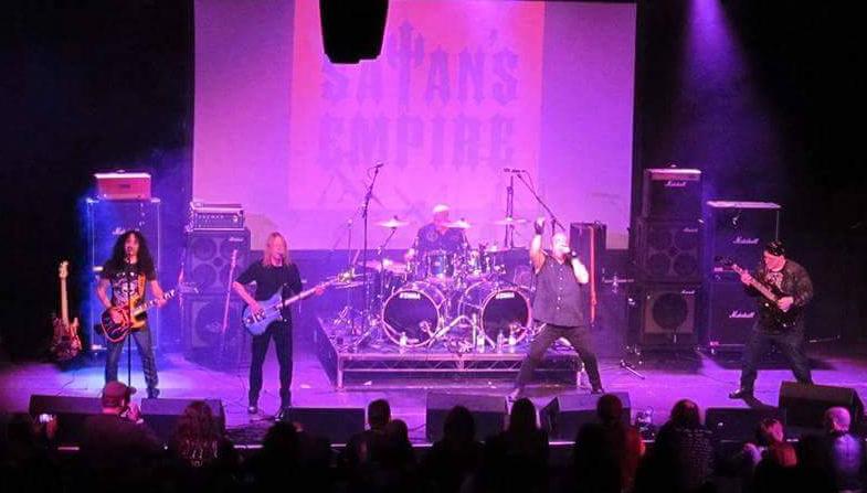 Satan's Empire Brofest Live 2016