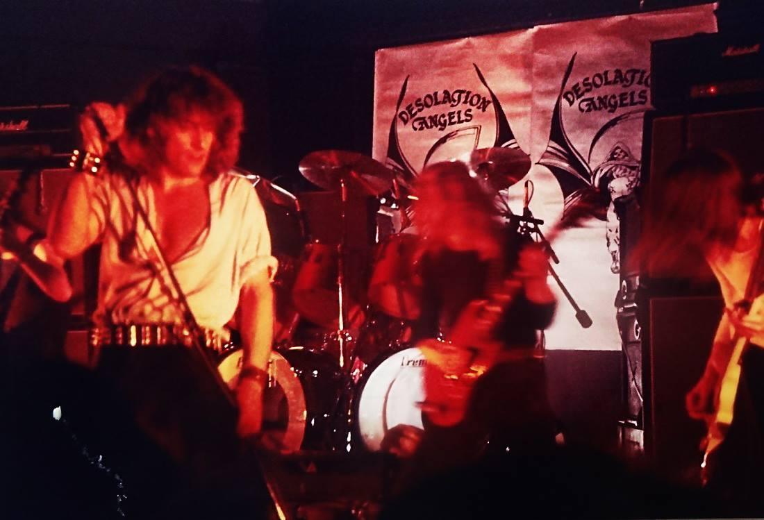 1980S RUSKIN ARMS