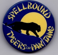 Spellbound Tour Badge '81