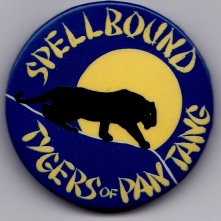 Spellbound Tour Badge '81