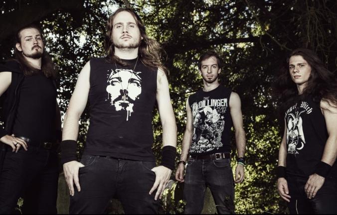 iron men interview with british heavy metal band kaine alikivi