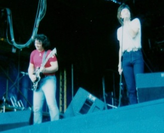 Bernie Marsden S.O.S Reading Festival 1982.