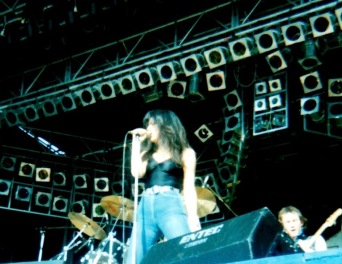 Cheetah, Reading Festival 1982.