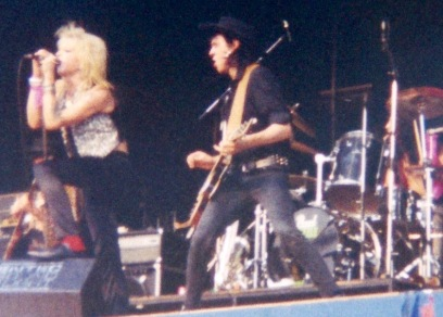 Hanoi Rocks, Reading Festival 1983.