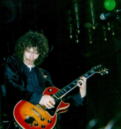 Witchfynde Newcastle Mayfair 1980.