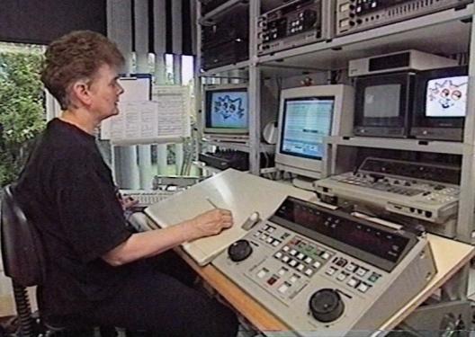 animating 1993