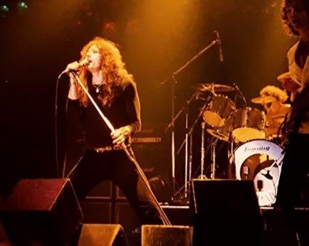 David Coverdale, Whitesnake.