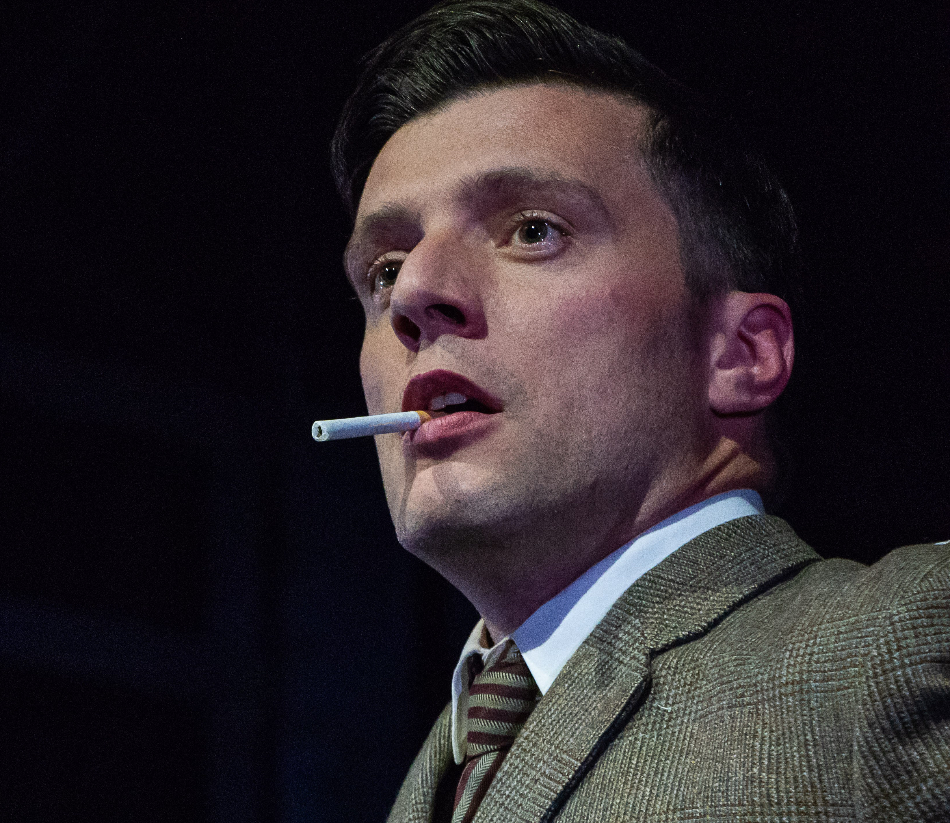 Jamie Brown as Jack Ford - When The Boat Comes In