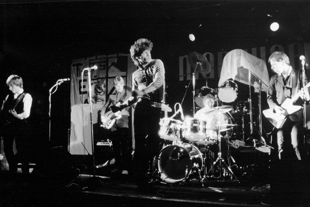 White Heat at the Marquee.