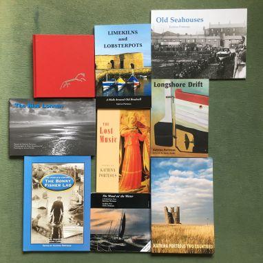 Katrina's books
