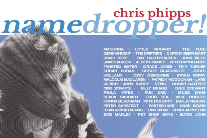 Namedropper Cover