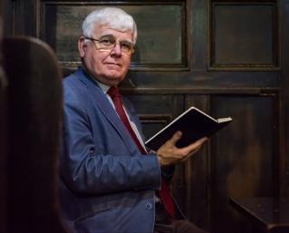 Edinburgh-based author Vin Arthey on Fri 12 January 2018.
