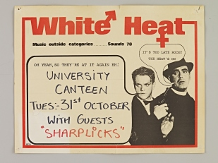 Poster 1 White Heat