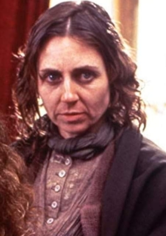 Lesley playing Nancy Boyle in 1996 Catherine Cookson film The Girl.
