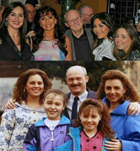The Dobson family, Byker Grove.