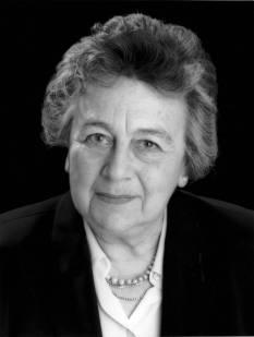 Dame Rosemary Cramp.