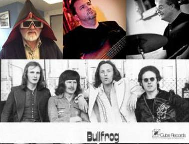 Bullfrog then and now.